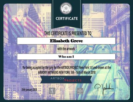 Certificaat-who am I